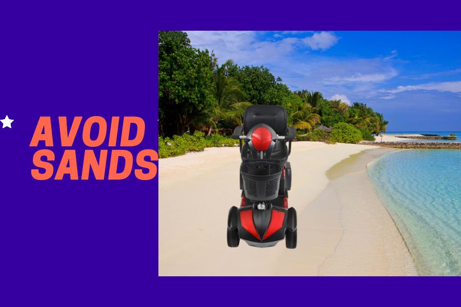 Avoid Sands