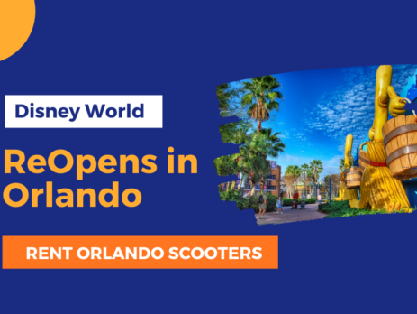 When is the Disney World Orlando Reopening?