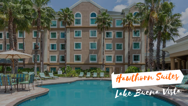 Mobility Scooter Rental while you visit Hawthorn Suites Lake Buena Vista