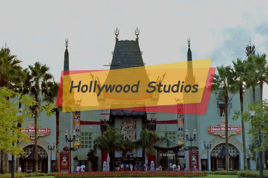 Hollywood studios- the hub for all the superstars that can be visited on your trip to Orlando, Florida