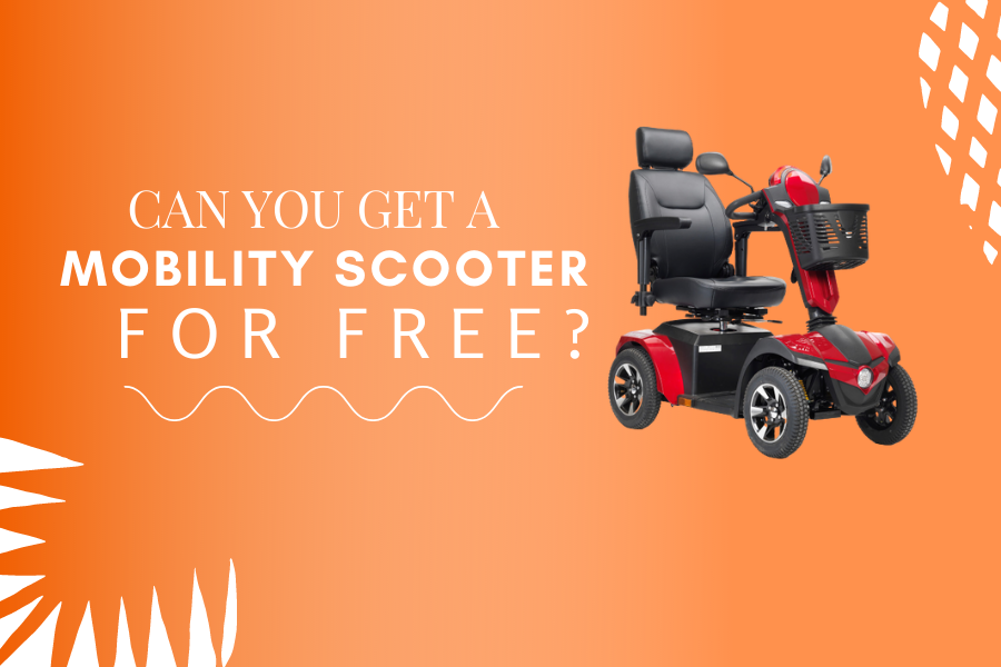 Can you get a Mobility Scooter for Free?