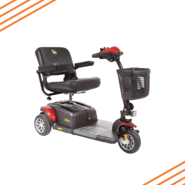 Portable 3 Wheel Mobility Scooter