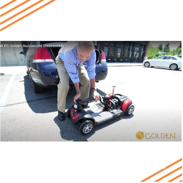 Portable-scooter-brake-down