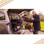 Portable-scooter-minivan