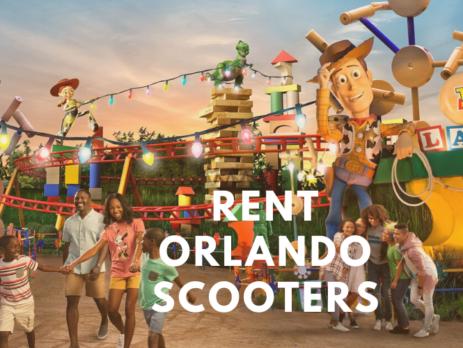 Knee Walkers Rental in Orlando Florida