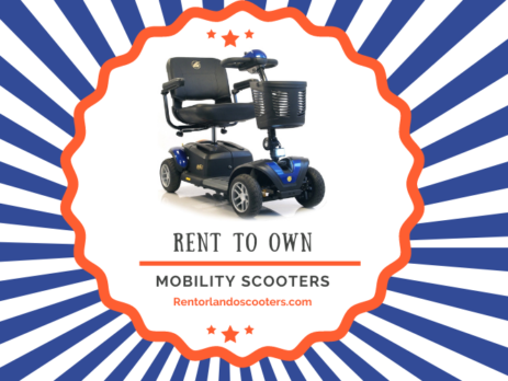 Rent to Own Mobility Scooters