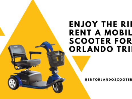Best Mobility Scooter Rental