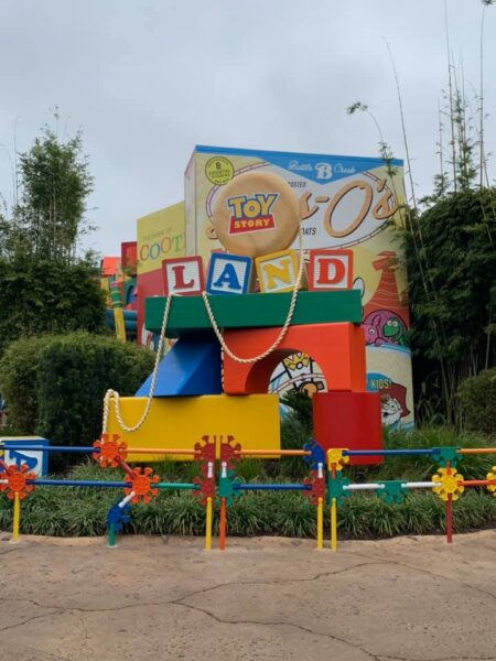 Easy to reach Toy story land in Disney World with the best mobility scooters rental in Orlando, FL