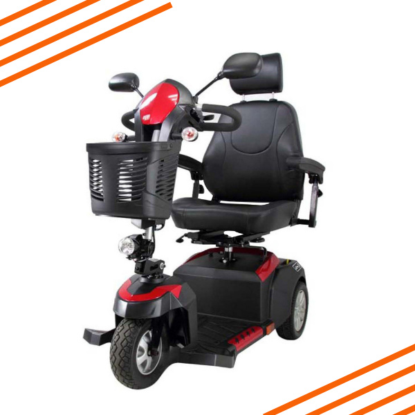 3-Wheel Mobility Scooter Rental