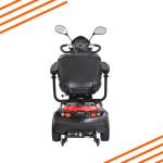 Ventura 3 DLX Three Wheel Mobility Scooter Rear