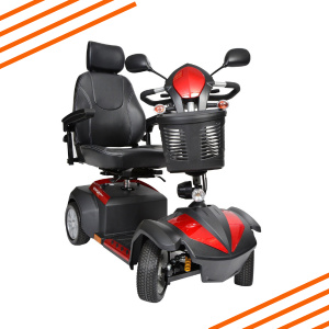 Rent 4-Wheel Mobility Scooter