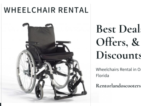 Wheelchairs Rental