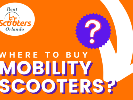 Where to Buy Mobility Scooters?